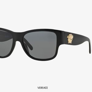 Official Versace Sunglasses w/ case + card!